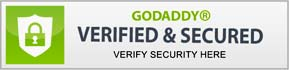 Godaddy SSL Secure Logo