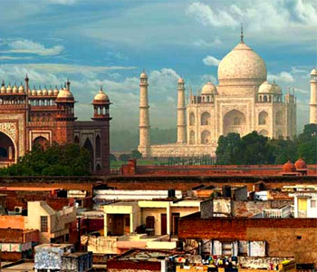 About Agra
