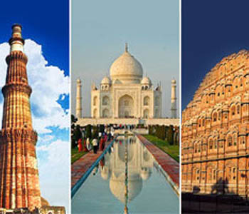 Golden Triangle Tour: Delhi, Jaipur & Agra